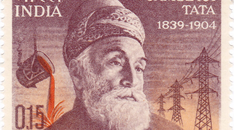 Jamseji Tata Donations