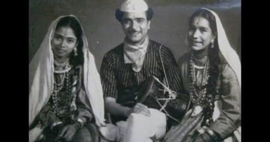 Naima Khan and Mohan Upreti